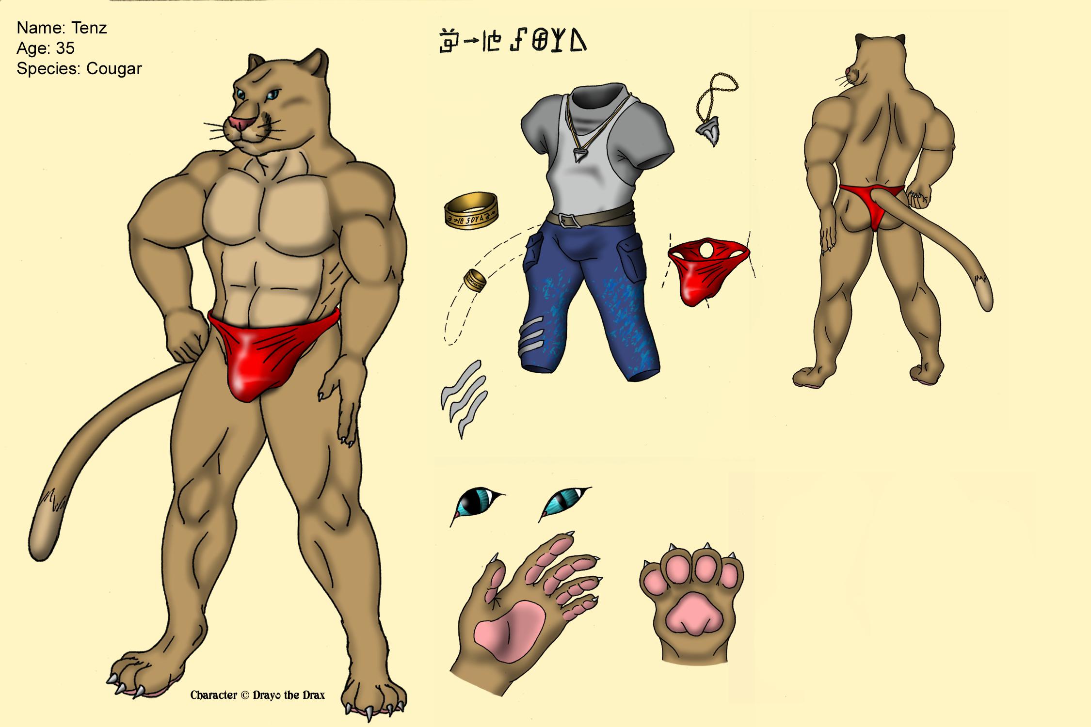 Character Sheet - Tenz